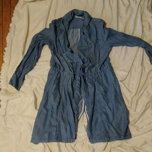 Max jeans lightweight denim jacket